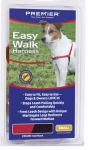 Radio Systems EWH-HC-S-BLK Easy Walk Pet Harness, Small