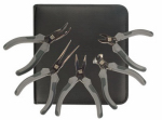 JS Products 140934 MM 5PC Mini Pliers Set