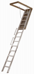 Louisville Ladder AL258P 12' ALU Attic Ladder
