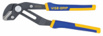 Irwin Industrial Tool 4935095 Vise-Grip GrooveLock Pliers, Straight Jaw, 8-In.