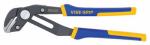 Irwin Industrial Tool 4935096 Vise-Grip Groovelock Pliers, Straight Jaw, 10-In.