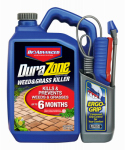 Sbm Life Science 704370A Advanced Durazone Weed & Grass Killer, 1.3-Gal.