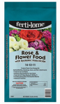 Voluntary Purchasing Group 10847 Rose & Flower Food With Systemic Insecticide, 14-12-11, 15-Lbs.