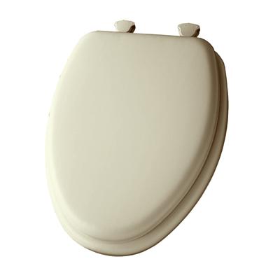 Surprising Details About Bemis Elongated Cushioned Vinyl Soft Toilet Seat Bone Creativecarmelina Interior Chair Design Creativecarmelinacom