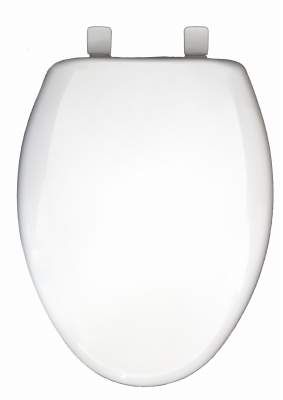 Bemis 120slowc 000 White Elongated Plastic Whisper Close