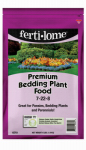 Voluntary Purchasing Group 10761 Premium Bedding Plant Food, 7-22-8, 4-Lbs.