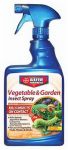 Sbm Life Science 701523B Advanced Vegetable and Garden Insect Spray, 24-oz.