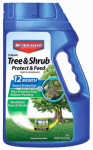 Sbm Life Science 701700B Crop Science Tree & Shrub Insect Protection & Feed Granules, 4-Lb.