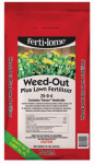 Voluntary Purchasing Group 10921 Weed Outdoor or Outer Plus Lawn Fertilizer, 25-0-4, Covers 5,000-Sq.-Ft.