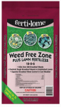 Voluntary Purchasing Group 10930 Weed Free Zone Plus Lawn Fertilizer, 18-0-6, Covers 7,600-Sq.-Ft.