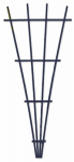 Heartland Home & Garden 02624 Garden Trellis, Ladder, Black Composite, 2 x 6-Ft.