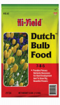 Voluntary Purchasing Group 21724 Dutch Bulb Food, 7-8-5, 4-Lbs.