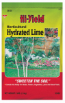 Voluntary Purchasing Group 33362 Horticultural Hydrated Lime, 2-Lbs.