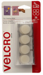 Velcro Usa Consumer Pdts 91639 Thin Picture Hanging Strips, White, Holds 1/4-Lb., 7/8-In. Coins & 1.25-In. Squares, 36-Ct.