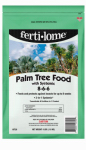 Voluntary Purchasing Group 10720 Palm Tree Food Plus Systemic, 8-6-6, 4-Lbs.