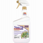 Bonide Products 022 Neem Oil Spray, 32-oz.
