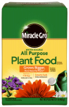 Scotts Miracle Gro 160101 Plant Food, Water-Soluble, 24-8-16 Formula, 1-Lb.