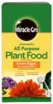 Scotts Miracle Gro 170101 Plant Food, All-Purpose, 24-8-16 Formula, 4-Lbs.