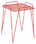 "Panacea Products Corp-Import 90-90072TV 20"" Plant Stand ASSTD"
