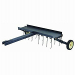 Precision Products TT500 40-In. Lawn Tractor Dethatcher