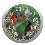 Taylor Precision Products 90007-217 13-Inch Birds Outdoor Thermometer