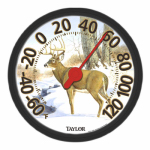 "Taylor Precision Products 90007-22 13.25"" Deer Thermometer"