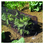 World Source Partners 7682 Garden Grow Tunnel, Netting/Wire, 18-In. x 10-Ft.