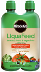 Scotts Miracle Gro 1004402 Liquafeed Tomato, Fruit, & Vegetable Food, 9-4-9, 2-Pk.