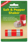 Coghlans 8236 Salt and Pepper Shaker