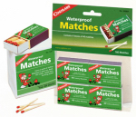Coghlans 940BP 4-Pack Waterproof Matches