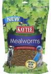 Kaytee Products 100505655 Mealworm Pouch For Wild Birds, 17.6-oz.