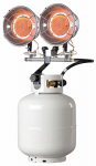 Mr Heater F242650 Tank-Top Propane Heater, 30,000-BTU