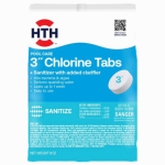Arch Chemical 42008 3-In. Super Chlorinating Tablets, 6-oz.