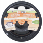 "Range Kleen P180 Electric Range Drip Pan, ""C"" Series, Plug-In Element, Porcelain, 8-In."
