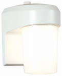 Cooper Lighting/Regent Light FE13PCW Regent Entry Light, White, Fluorescent, 13-Watt