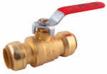 Sharkbite/Cash Acme 22222-0000LFA Ball Valve, Lead-Free, 1/2 x 1/2-In.