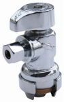 Sharkbite/Cash Acme 23036-0000LF Compression Angle Stop, Lead-Free, 1/2-In. x 3/8-In.
