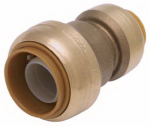 Sharkbite/Cash Acme U058LFA 3/4 x 1/2-In. Reducing Pipe Coupling, Lead-Free