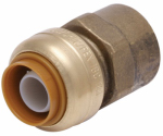 Sharkbite/Cash Acme U072LFA 1/2 x 1/2-In. FIP Pipe Connector, Lead-Free