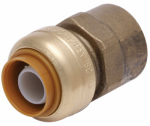 Sharkbite/Cash Acme U088LFA 3/4 x 3/4-In. FIP Pipe Connector, Lead-Free