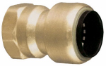 B&K 630-223HC 3/8x1/2 Female Adapter