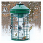 Woodlink NAAV1MNP Caged Bird Feeder, 18-Lb. Capacity