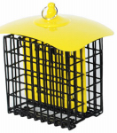 Woodlink NA19643 Double-Suet Basket Holder, Assorted Colors