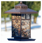 Woodlink NA31920 Metal Lantern Bird Feeder, 2-1/4 Lb.