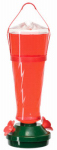 Woodlink 5545 Plastic Hummingbird Feeder, 12-oz.