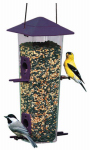 Woodlink NA6151 Hopper Songbird/Thistle Bird Feeder, 2-1/2 Lb.
