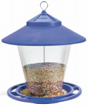 Woodlink NA6231 Hopper Granary Bird Feeder, Assorted Colors, 4-Lb.