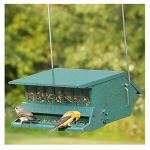 Woodlink 7511I Squirrel Proof Feeder, 9-Lb.