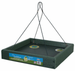 Woodlink NAGGPLAT Going Green Bird Feeder, 12-3/4-Inch