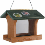Woodlink NAGOGREEN1 Going Green Ranch Feeder, 3-Lb.